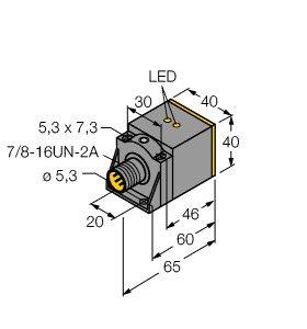 Uprox Endüktif Sensörler